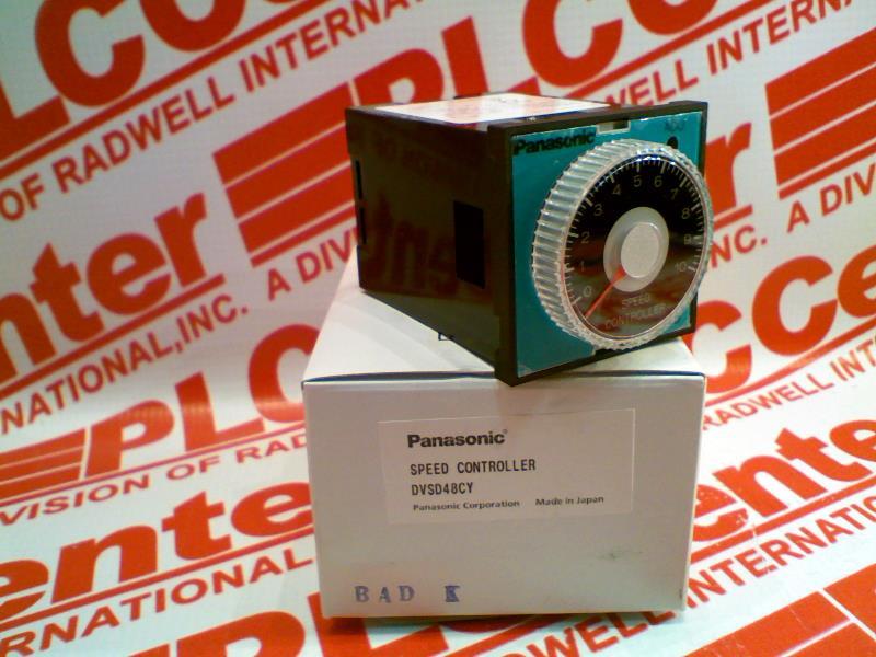 Bộ điều khiển động cơ bước Panasonic DVSD48CY chính hãng