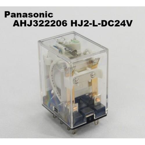 Rơ le Panasonic HJ2-L-DC24V ( AHJ322206)