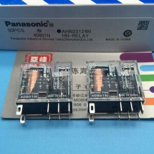 Rơ le Panasonic AHN22124N chính hãng