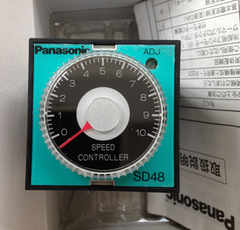 Bộ điều khiển động cơ bước Panasonic DVSD48CL