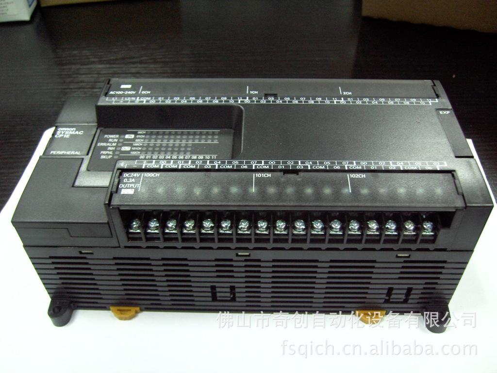 Bộ điều khiển lập trình Omron CP1E-E60SDR-A
